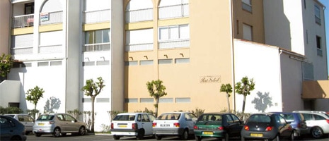 Types of accommodation in Cap d'Agde