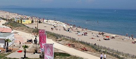Cap d'Agde Beach Guide