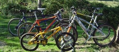 Bicycle Rental Hire in Cap d'Agde