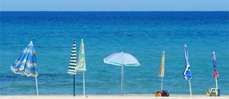 Beach in Spain