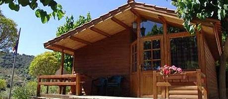 Camping hut